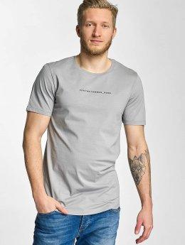 Jack & Jones T-Shirt jcoFollow grau