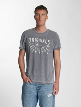 Jack & Jones T-Shirt jorHero grau