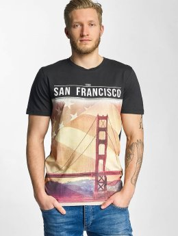 Jack & Jones T-Shirt jjorBolt grau