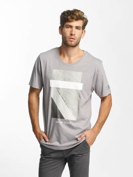 Jack & Jones T-Shirt jcoKonrad grau