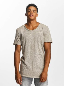 Jack & Jones T-Shirt jorTuner grau
