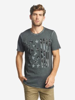 Jack & Jones T-Shirt jorFlags grau