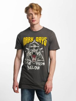 Jack & Jones T-Shirt jorMetal grau