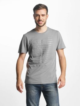 Jack & Jones T-Shirt jcoBulletin grau