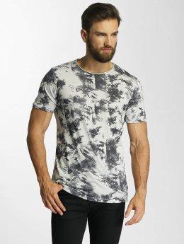 Jack & Jones T-Shirt jorPaint grau
