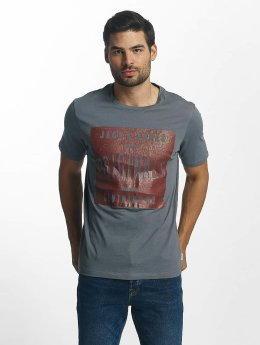 Jack & Jones T-Shirt jorStood grau