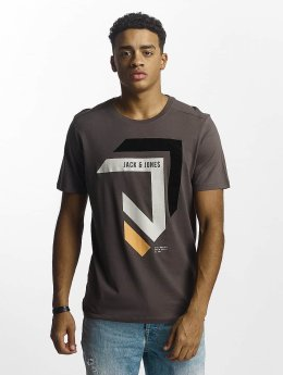 Jack & Jones T-Shirt jcoMullet grau