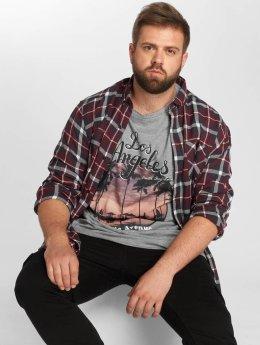 Jack & Jones T-Shirt jorPleo grau