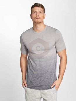 Jack & Jones T-Shirt jcopStatic Seamless grau