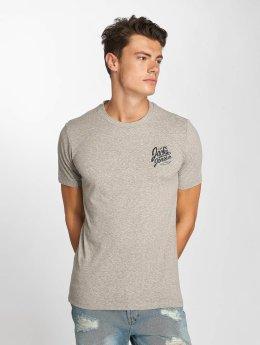 Jack & Jones jorBreezesmall Crew Neck T-Shirt Light Grey Melange