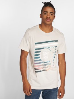 Jack & Jones T-Shirt jcoPhil-Burke grau