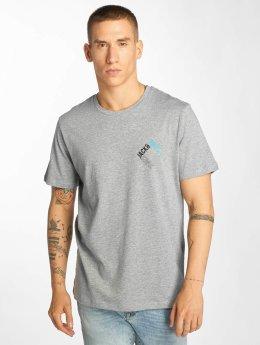 Jack & Jones T-Shirt jcoBooster grey