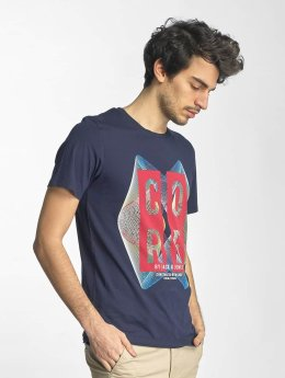 Jack & Jones t-shirt jcoVana grijs