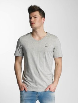 Jack & Jones t-shirt jcoTuff grijs
