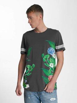Jack & Jones t-shirt jorBotanical grijs