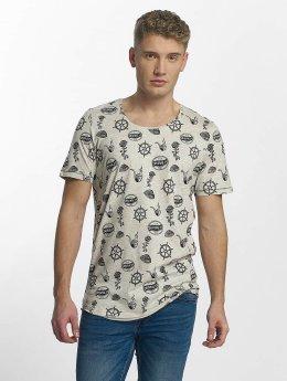 Jack & Jones t-shirt jorContour grijs