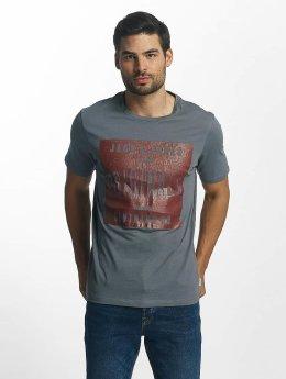 Jack & Jones t-shirt jorStood grijs