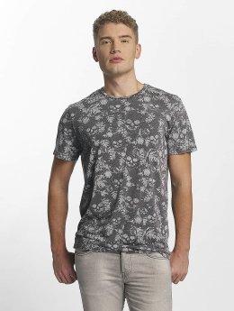 Jack & Jones t-shirt Newdany grijs
