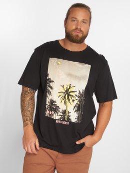 Jack & Jones t-shirt jorRailroad grijs