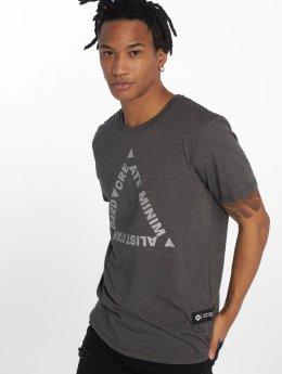 Jack & Jones t-shirt JcoGel grijs