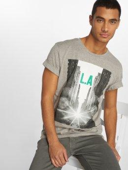 Jack & Jones t-shirt Jorcurrent grijs