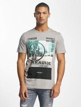 Jack & Jones T-Shirt jjorJules gris