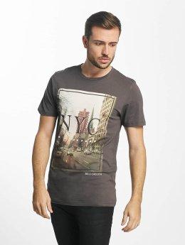 Jack & Jones jjorPreen T-Shirt Asphalt