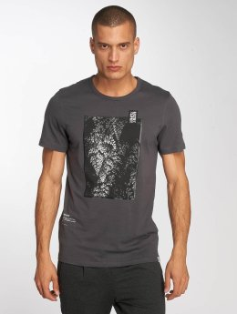 Jack & Jones T-Shirt jcoTrend gris