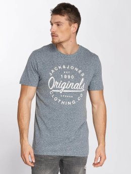 Jack & Jones T-Shirt jorBreezes gris