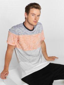 Jack & Jones T-Shirt jcoInternal gris