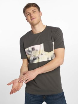Jack & Jones T-Shirt jorFilter gris