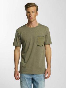 Jack & Jones T-Shirt jcoPuck grün