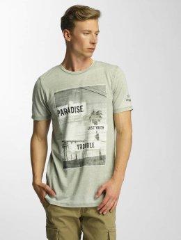 Jack & Jones T-Shirt jorRock grün