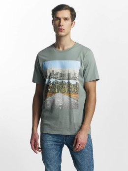 Jack & Jones T-Shirt jorHalf grün