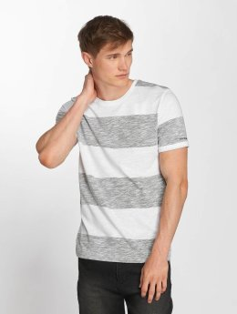 Jack & Jones T-Shirt jcoStripy grün