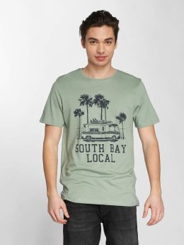 Jack & Jones T-Shirt jorFelt grün