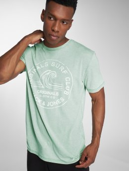 Jack & Jones T-Shirt jorHero grün