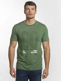 Jack & Jones T-Shirt jcoLucas grün