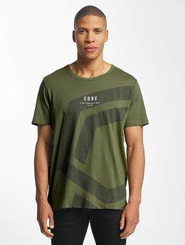 Jack & Jones t-shirt jcoPicarel khaki
