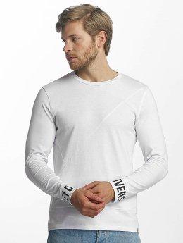 Jack & Jones T-Shirt manches longues jcoAlen blanc
