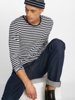 Jack & Jones T-Shirt manches longues jprDylan blanc