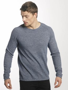 Jack & Jones T-Shirt manches longues jjvcUnion Knit bleu