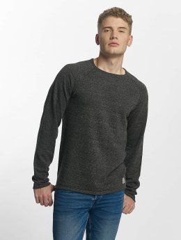 Jack & Jones T-Shirt manches longues jjvcUnion gris