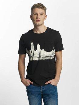 Jack & Jones T-Shirt jorMotion noir