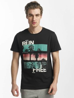 Jack & Jones T-Shirt jorstane noir