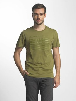 Jack & Jones t-shirt jcoBulletin olijfgroen