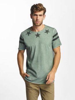 Jack & Jones T-Shirt jorFlags olive