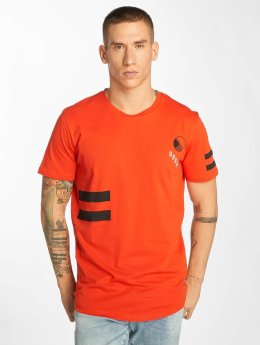 Jack & Jones t-shirt jcoBooster Future oranje