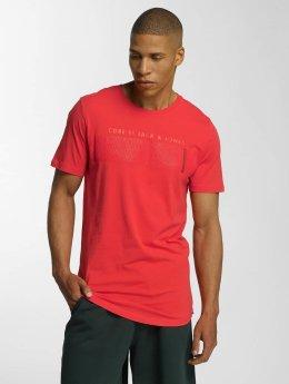 Jack & Jones t-shirt pcoCompact rood