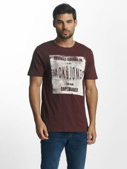 Jack & Jones t-shirt jorStood rood